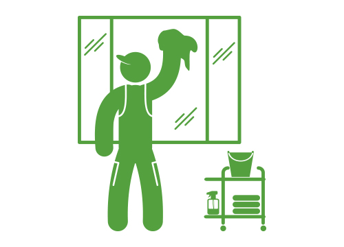 Provisions Specialist Cleaning
