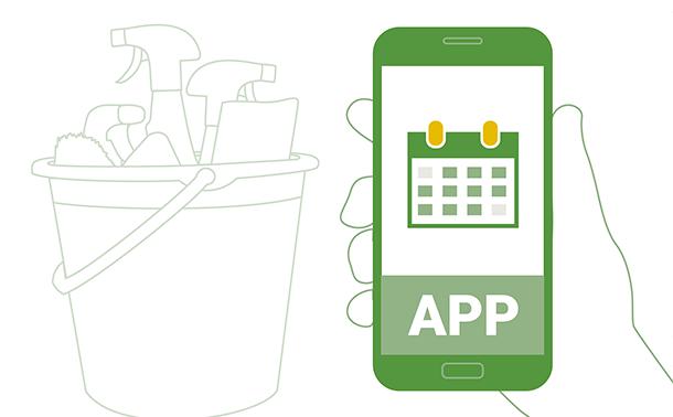 Maid App & Invoicing
